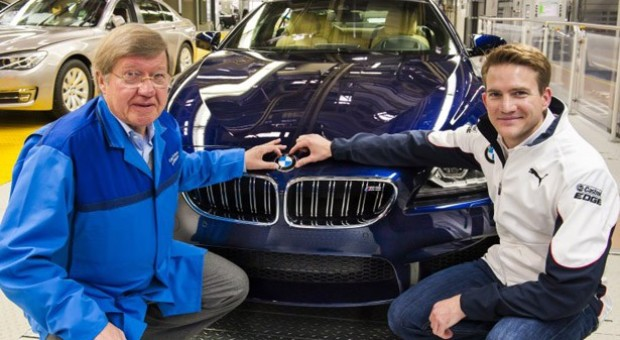 BMW Group sales growth continues in September 2014