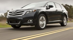 All-new 2015 Toyota Venza Combines Sleek Car Design with SUV Versatility