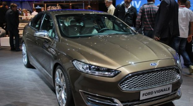 Ford Mondeo Vignale – A New Name For Luxury