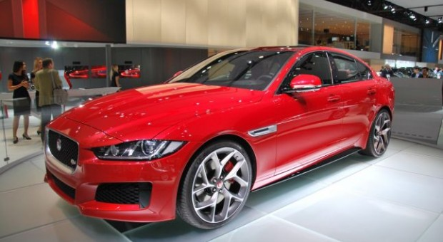 Why The Jaguar XE Got Voted The Most Beautiful Car Of 2014