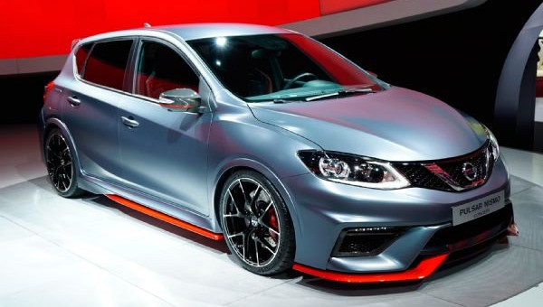 Nissan showcased its new challenger to the C-segment at the Paris Motor Show, the Nissan Pulsar 5-door hatchback, and debuted its formidable Pulsar Nismo Concept