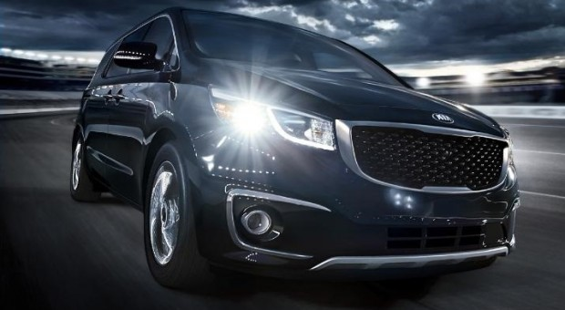 About the All-New 2015 KIA Sedona, a minivan with a sense of style …