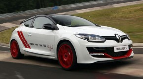 New Renault Mégane R.S. to run ahead of the field at France's Rallye du Var
