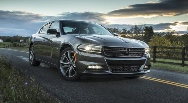 All-new 2015 Dodge Charger