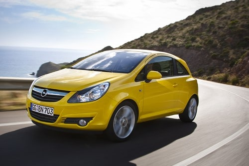 The Vauxhall Corsa Excite – A Fab Super-Mini