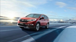 Boldly Restyled and Significantly Enhanced 2015 Honda CR-V Gets New Powertain and New Technology