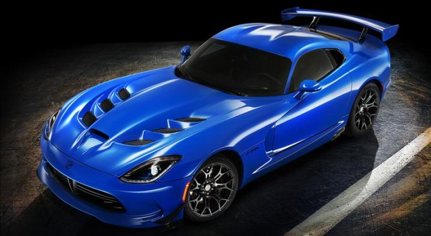 Speed Snake: Meet the Dodge Viper