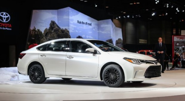 Toyota Unveils All New 2016 Avalon Plus Camry and Corolla Special Editions at the 2015 Chicago Auto Show