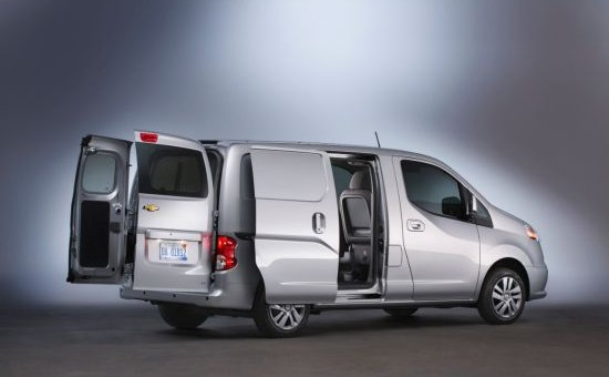 2015 Chevrolet City Express Powers Small Business