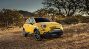 All-new 2016 Fiat 500X Crossover