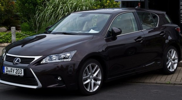Why The Lexus CT Is Still Everyone's Favourite Hybrid Hatchback