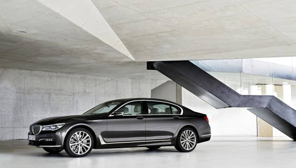 The all-new 2015 BMW 7 Series