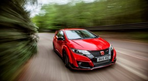 2015 Honda Civic Type R  – A race car for the road