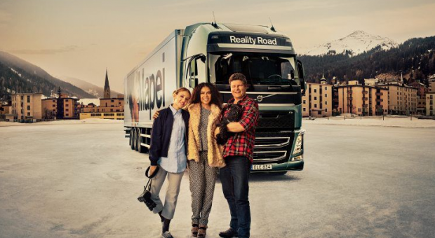 "Volvo Trucks presents Mapei – ""Million Ways to Live"" – Mapei's new song, featured on the TV series Reality Road"