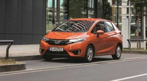 Third generation 2015 Honda Jazz redefines the B-segment