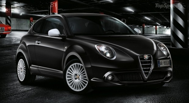 The new Alfa Romeo MiTo Junior