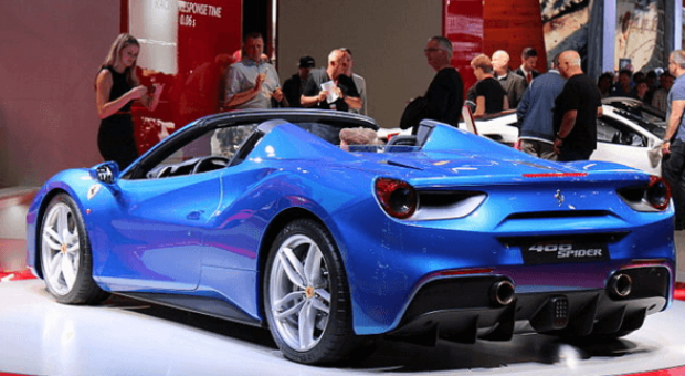 The Ferrari 488 Spider: Is This The Best Roadster To Come Out Of Maranello?