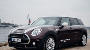 The New MINI Clubman Cooper S: What's It Like To Drive?