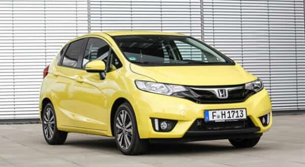 The New Honda Jazz Awarded Best in Class Supermini 2015 by Euro NCAP