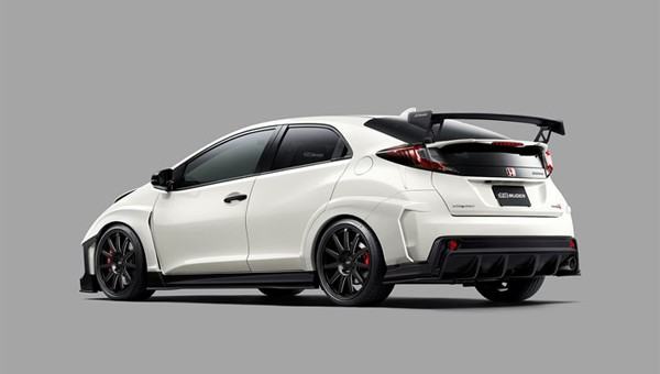 Japanese tuning houses Mugen and Modulo unveil their vision of Civic Type R