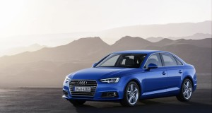 """The Audi A4: """"Faster"""""""