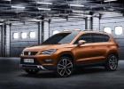All-New 2016 Seat ATECA (first suv)