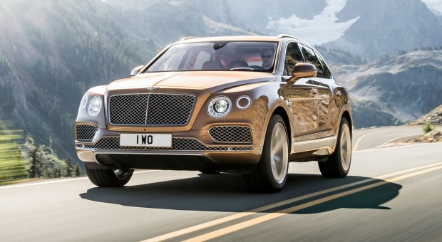 BENTLEY BENTAYGA – The fastest, powerful and most luxurios SUV in the world