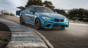 The all-new BMW M2 Coupe