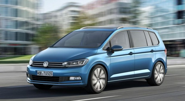 Volkswagen Touran is 'Most Sensible Car 2016'