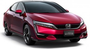 Honda commences Japanese sales of Honda Clarity Fuel Cell