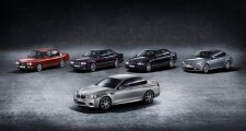 "Exclusive special edition of the BMW M3 ""30 Years M3"""