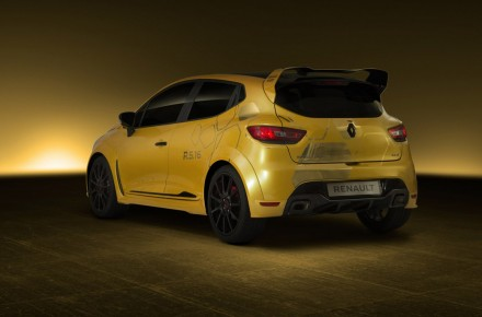 The Clio R.S. 16: a new concept car to showcase Renault Sport's expertise