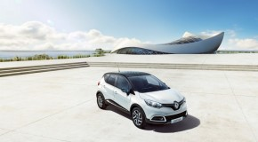 The limited-edition Renault Captur Wave: stand-out sophistication