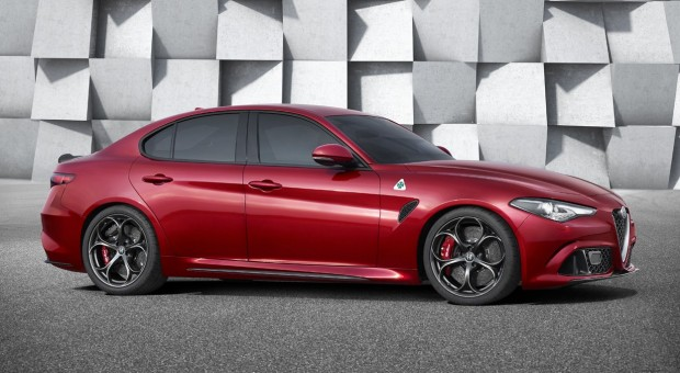 All-new Alfa Romeo Giulia