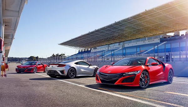 New 2017 Honda NSX – Bringing a 'New Sports eXperience' to the supercar segment