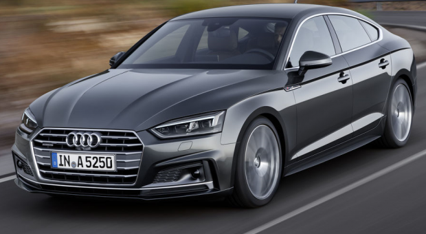 The new Audi A5 and S5 Sportback – design meets functionality