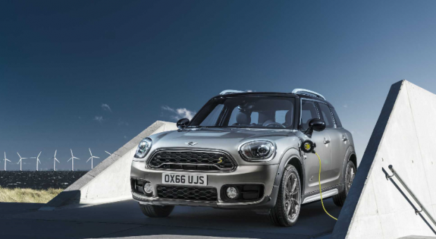 Agile, versatile, electrifying: The MINI Cooper S E Countryman ALL4