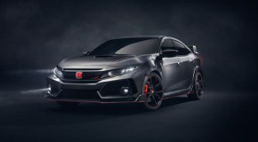 New Civic Type R Prototype makes Asia debut at the Tokyo Auto Salon