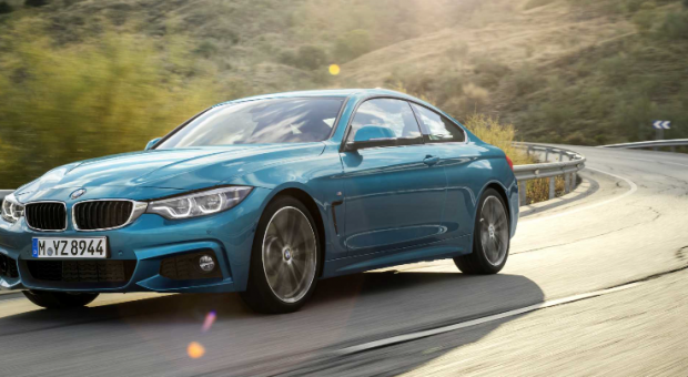 The all-new 2017 BMW 4 Series
