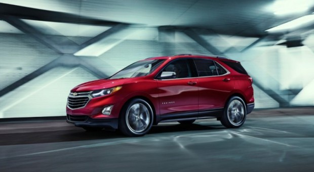 Next-Gen 2018 Chevrolet Equinox