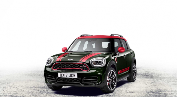 The all-new 2017 MINI John Cooper Works Countryman