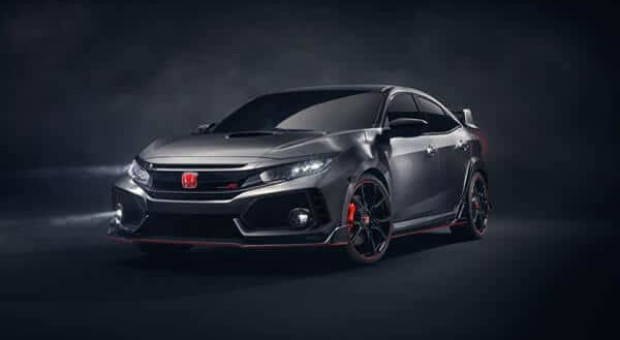 Trio of Hondas give a glimpse of the future: Civic TypeR, neuV and Clarity Fuel Cell