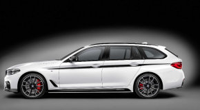 All-new BMW 5 Series Touring with BMW M Performance Parts