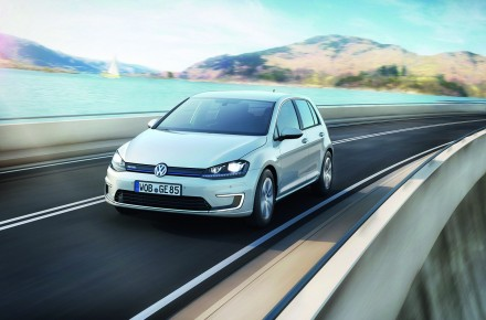 2017 VW e-Golf Offers improved range and fuel economy