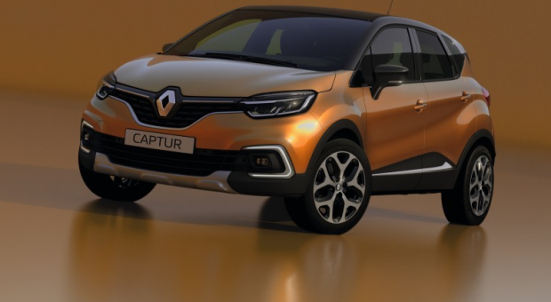 Renault New Captur will be revealed at the Geneva Motor Show on March 7