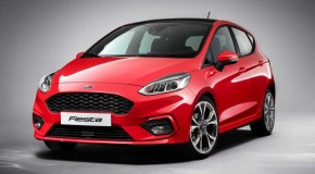 The All-New Ford Fiesta