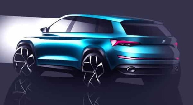 Skoda ENYAQ, the first Electric Skoda SUV
