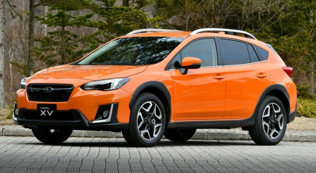 Car of the day: Subaru XV