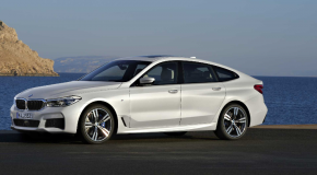 The all-new 2017 BMW 6 Series Gran Turismo