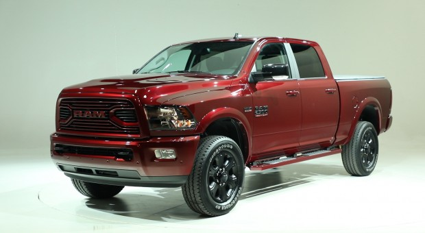 All-new Dodge Ram